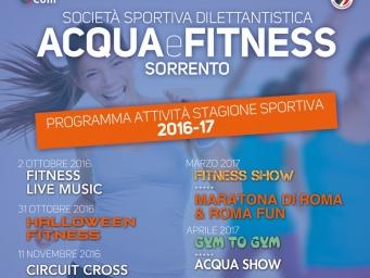 Programma Stagione Sportiva 2016/17